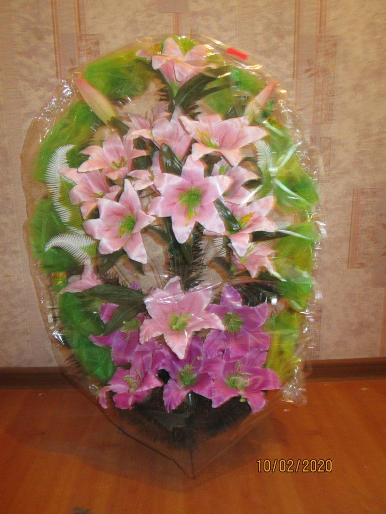 Венки цветы